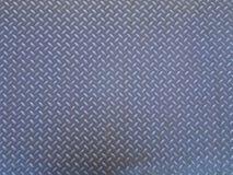 Placa del diamante del acero inconsútil Foto de archivo