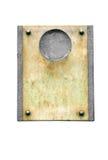 Placa del granito Fotografía de archivo