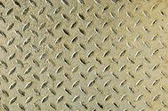 Placa del hierro del diamante Imágenes de archivo libres de regalías