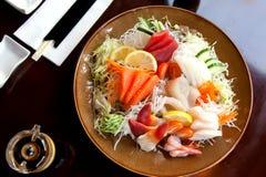 Placa del restaurante japonés foto de archivo