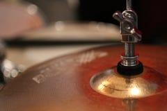 Placa del tambor Fotos de archivo libres de regalías