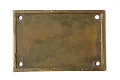 placa del tren fotos de archivo