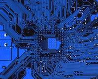 Placa do computador Imagens de Stock