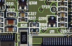 Placa do computador Fotos de Stock Royalty Free