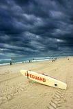 Placa do Lifeguard imagem de stock
