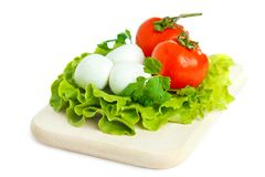 Placa do queijo Imagem de Stock Royalty Free