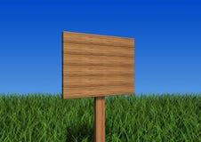 Placa do sinal Fotos de Stock