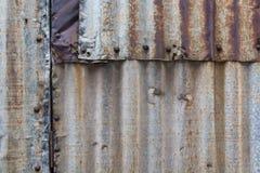 Placa do zinco Imagens de Stock