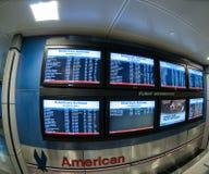 Placa dos voos Imagem de Stock Royalty Free