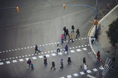 Placa Espanya, Βαρκελώνη, εναέρια άποψη Στοκ φωτογραφία με δικαίωμα ελεύθερης χρήσης