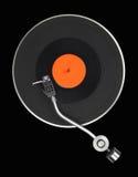 Placa giratoria abstracta Imagen de archivo libre de regalías