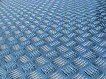 Placa lustrada do diamante do metal Imagem de Stock