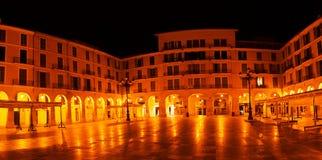 Placa Major in Palma, Majorca, Balearic, Spain Royalty Free Stock Images