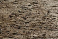 Placa muito velha do carvalho Foto de Stock