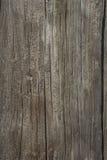 Placa muito velha do carvalho Foto de Stock Royalty Free