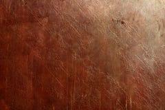 Placa oxidada fotografia de stock
