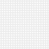 Placa plástica branca da construção Fundo sem emenda do teste padrão Ilustração do vetor ilustração stock