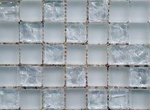 Placa plástica do revestimento da malha Fotos de Stock