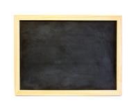 Placa preta Foto de Stock