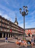 Placa Reial, Καταλωνία, Βαρκελώνη Στοκ Εικόνες