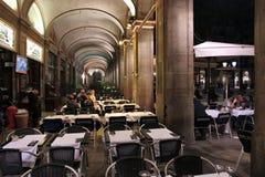 Placa Reial, Barcelona Stock Images