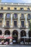 Placa Reial, Barcelona Stock Image