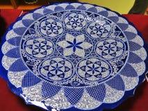 Placa turca Foto de archivo