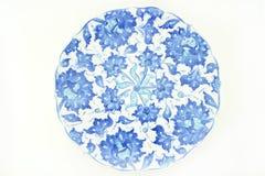 Placa turca del azulejo fotografía de archivo libre de regalías