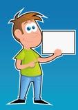 Placa vazia Imagem de Stock