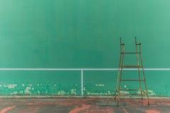 Placa vazia da batida do tênis Fotografia de Stock Royalty Free