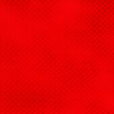 Placa vermelha do diamante Foto de Stock Royalty Free