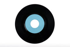 Placa vieja del gramófono imagen de archivo