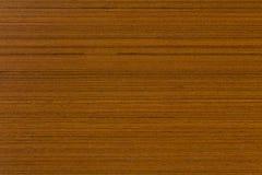 Placage de teck, fond en bois naturel sur le macro Image libre de droits