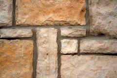 Placage en pierre Image libre de droits