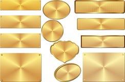 placas Imagem de Stock Royalty Free