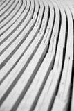 Placas curvadas Fotografia de Stock Royalty Free