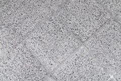 Placas de assoalho quadrangulares dos fundos excelentes da parede de pedra Fotos de Stock