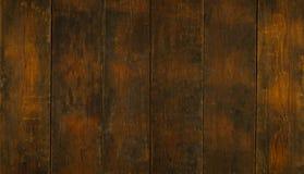 Placas de assoalho velhas da madeira Fotografia de Stock