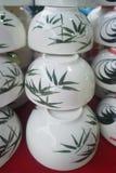 Placas de cerámica. Fotos de archivo