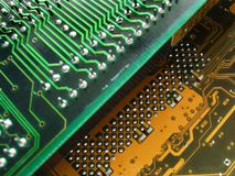 Placas de circuito Imagens de Stock Royalty Free