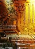 Placas de circuito Imagens de Stock