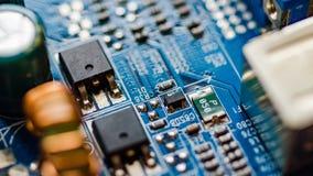 Placas de circuito impresso imagem de stock royalty free