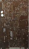 Placas de circuito impresso velhas Foto de Stock