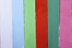 Placas de cores diferentes Foto de Stock Royalty Free