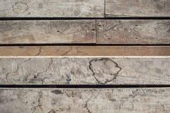 Placas de madeira com manchas Foto de Stock