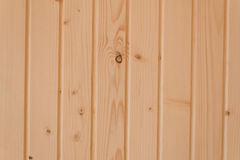 Placas de madeira naturais Imagem de Stock Royalty Free