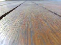 Placas de madeira/pavimentação rústicas das pranchas/Decking Fotos de Stock
