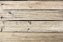 Placas de madeira resistidas idosas Imagens de Stock