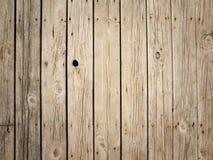Placas de madeira velhas Imagem de Stock Royalty Free