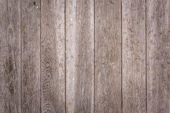 Placas de madeira velhas com uma grão de madeira bonita Imagens de Stock
